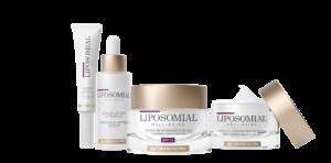 Bodegón de productos Liposomial